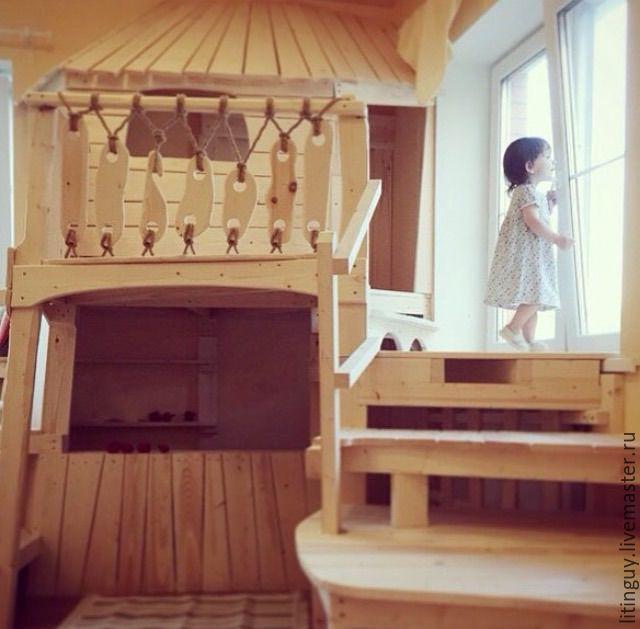 Купить Мебель для детского сада ( Вальдорф) - Мебель, мебель ручной работы, мебель из дерева