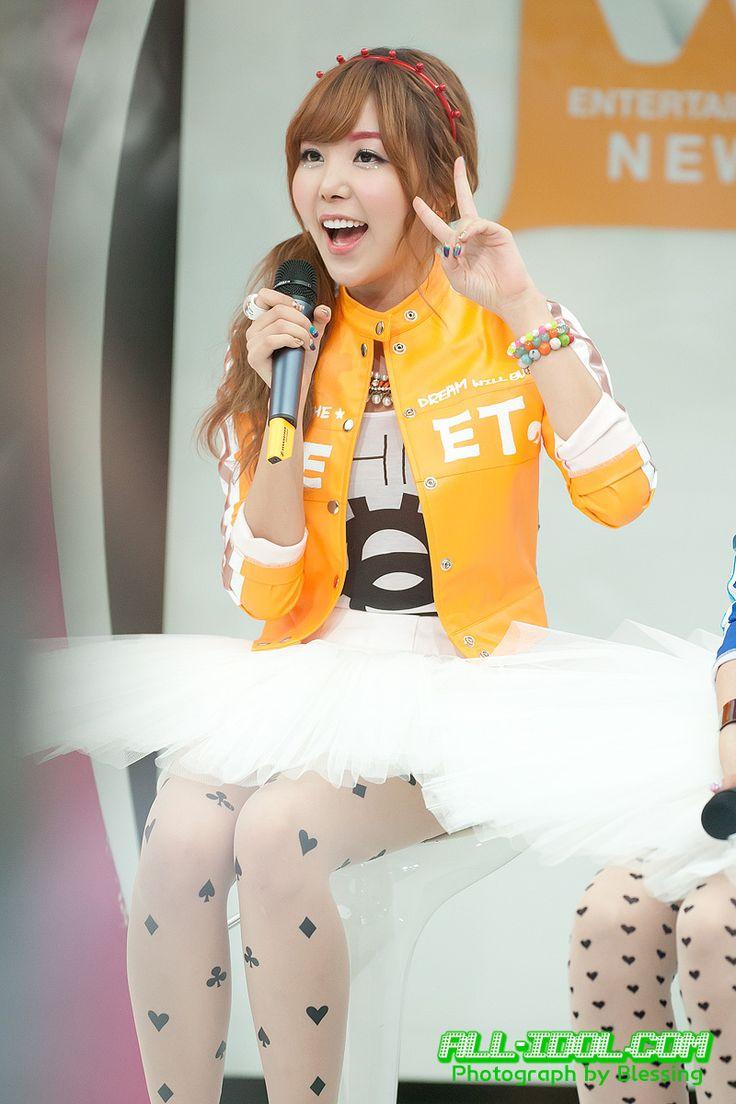 Raina - Orange Caramel - MNet Wide Event