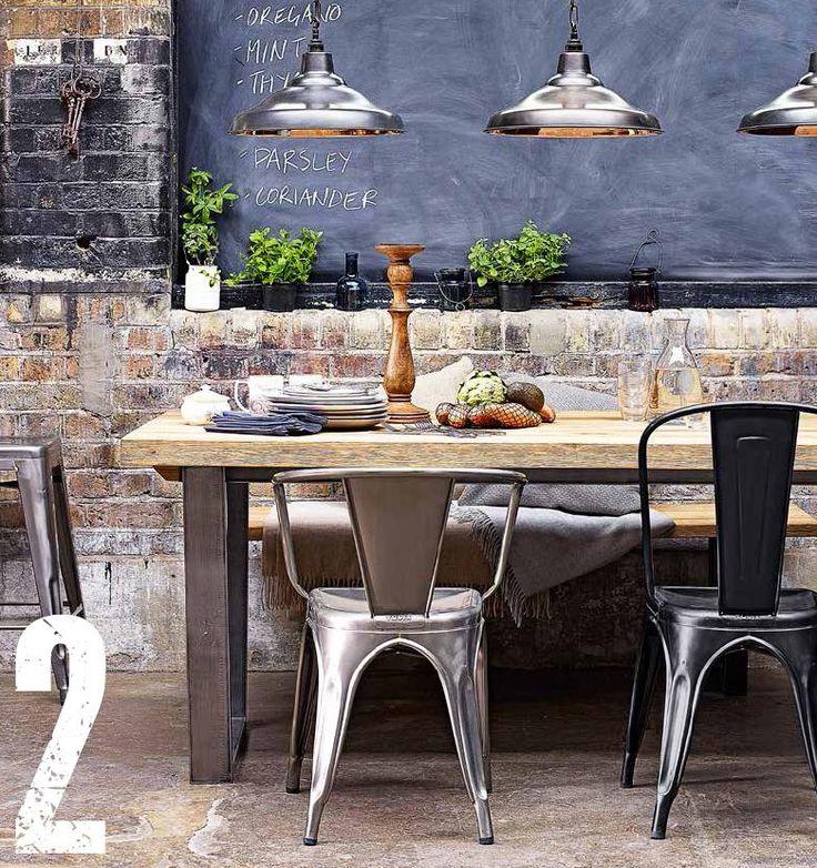 Make a house a home: AW trends - Calia Living & Dining Room Furniture #johnlewis #home