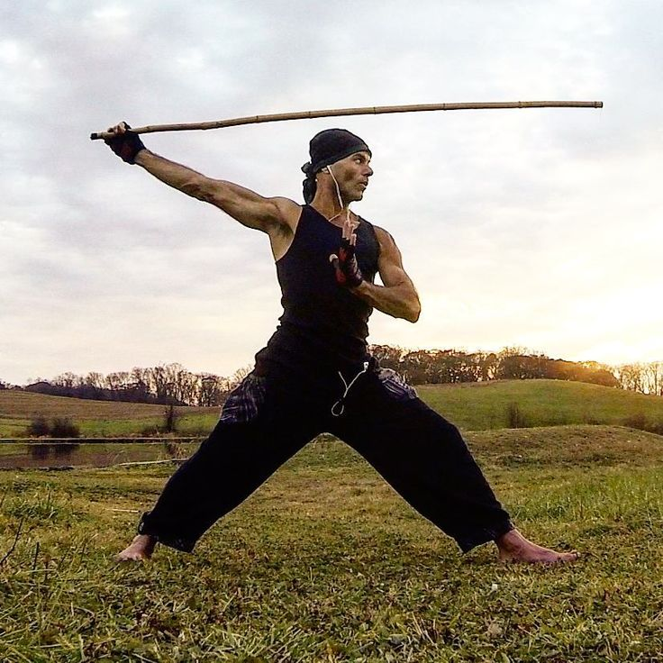 Sword and Brush Pose Yin and Yang from gaze breath attitude intention to strike. #zen #yoga #martialarts #breathing #meditation #movement #energy #nature #reiki #chi #ki #prana #mma #balance #healing #breathe #philly #bamboo #inhale #exhale #yinyang #kungfu  #aikido #taichi #stickflexibility #pranayama #muaythai #flexibility #durability #swordandbrush