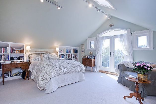 track lighting vaulted ceilings and skylights on pinterest cathedral ceiling track lighting