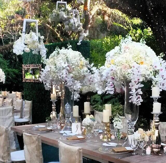 Wedding At Villa Woodbine In Miami Florida Florals And Decor By