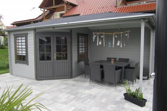 Kundenbild: 5-Eck Gartenhaus Modell Mosel-40