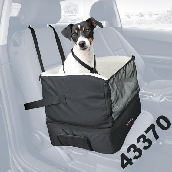 Pelo*Fotelik samochodowy transporter kojec dla psa