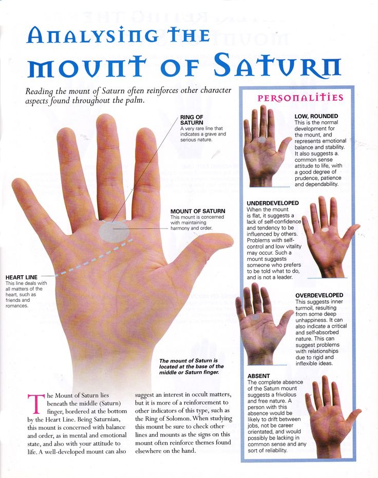 how to read your palm for love