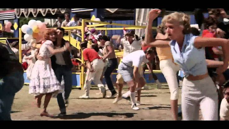 Grease - We Go Together