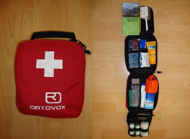 Erste Hilfe Set Ortovox First Aid+