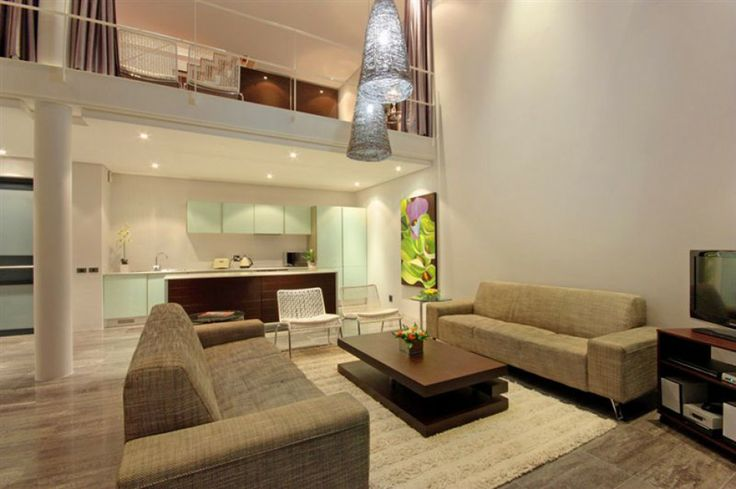 35 on Rose is a quaint and understated luxury boutique apartment.