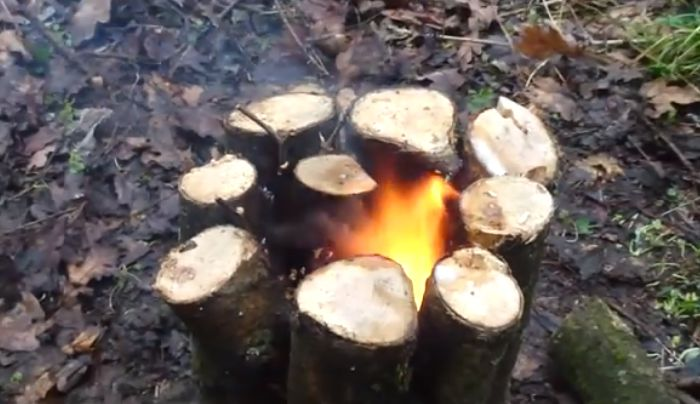 How Do You Split Wood In Survival Craft