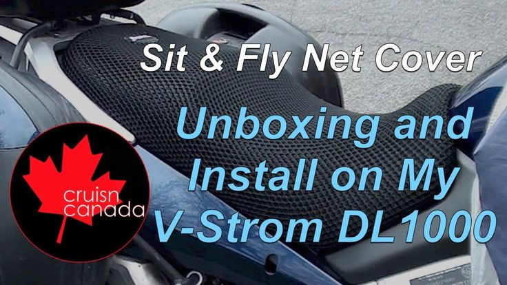 Sit & Fly Net Cover Unboxing And InStall