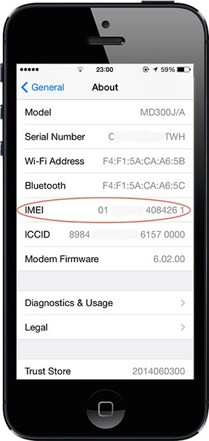https://unlockiphoneofficial.com/free-iphone-imei-checker Free check iPhone IMEI for all iPhone 6 5S 5C 5 4S 4