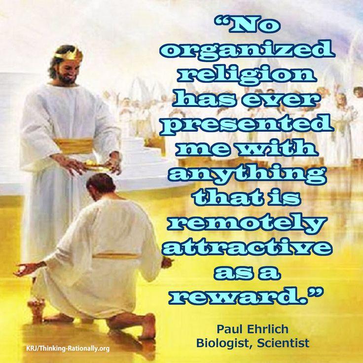 Paul Ehrlich, Biologist, Scientist...KRJ