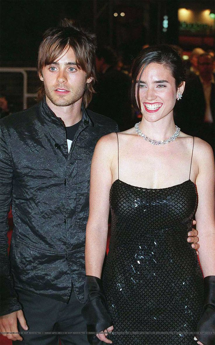 Jennifer Connelly and Jared Leto, 2000 | Jennifer Connelly ...