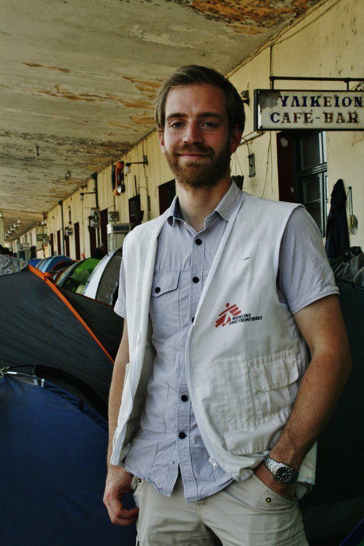 The Hidden Heroes Of Greece's Refugee Crisis | HuffPost