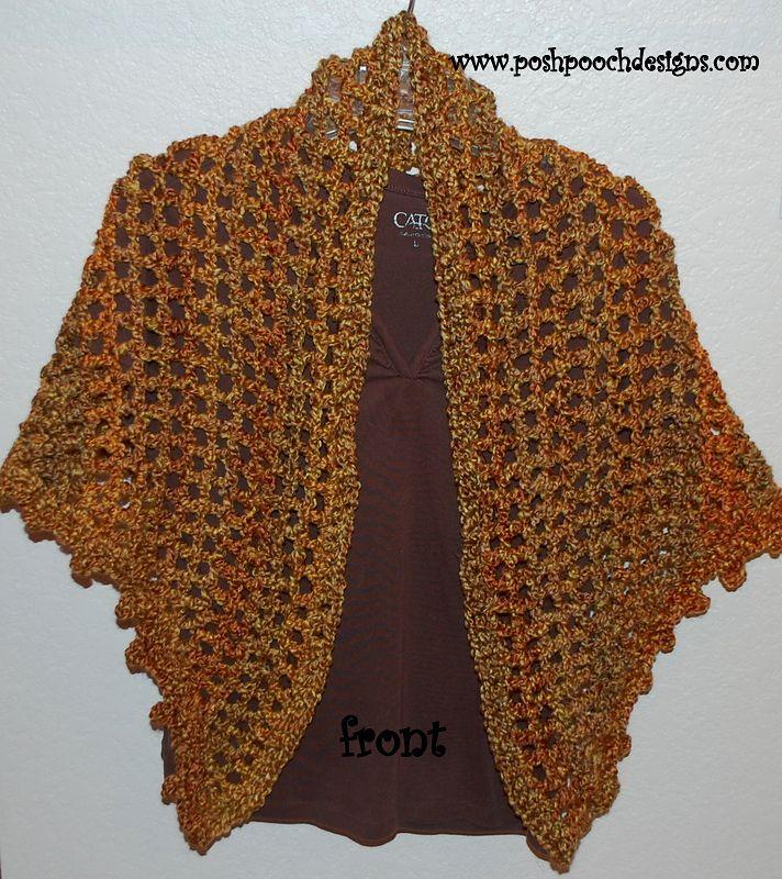 558 Best Crochet Shawls Images On Pinterest Accessories Beginner