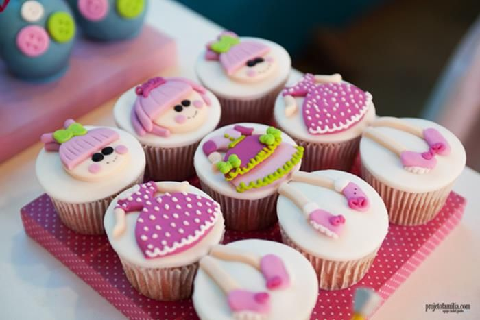 Lalaloopsy Party with So Many Cute Ideas via Kara's Party Ideas | KarasPartyIdeas.com #LalaloopsyParty #PartyIdeas #Supplies (20)