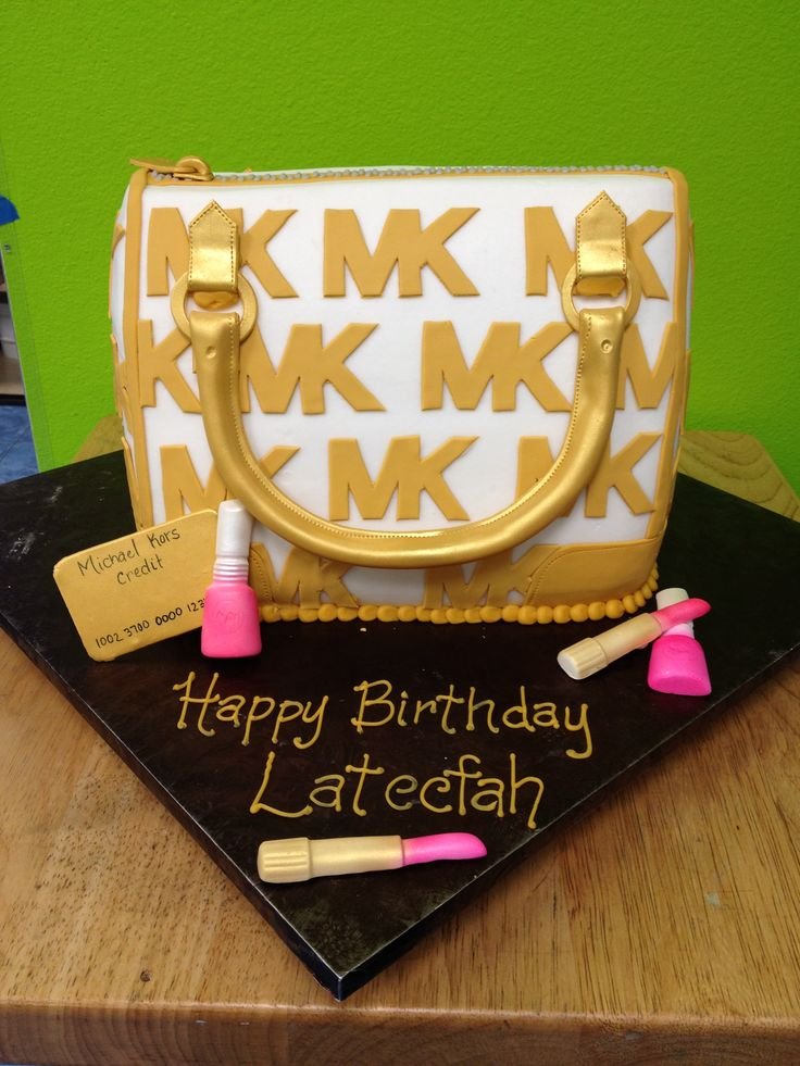 MK purse cake:) , www.CheapMichaelKorsHandbags#com, michael kors handbags sale,