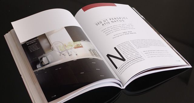Our Modern Catalog And Magazine Template Is A Great Start To Help You Layout Your Next Print Project