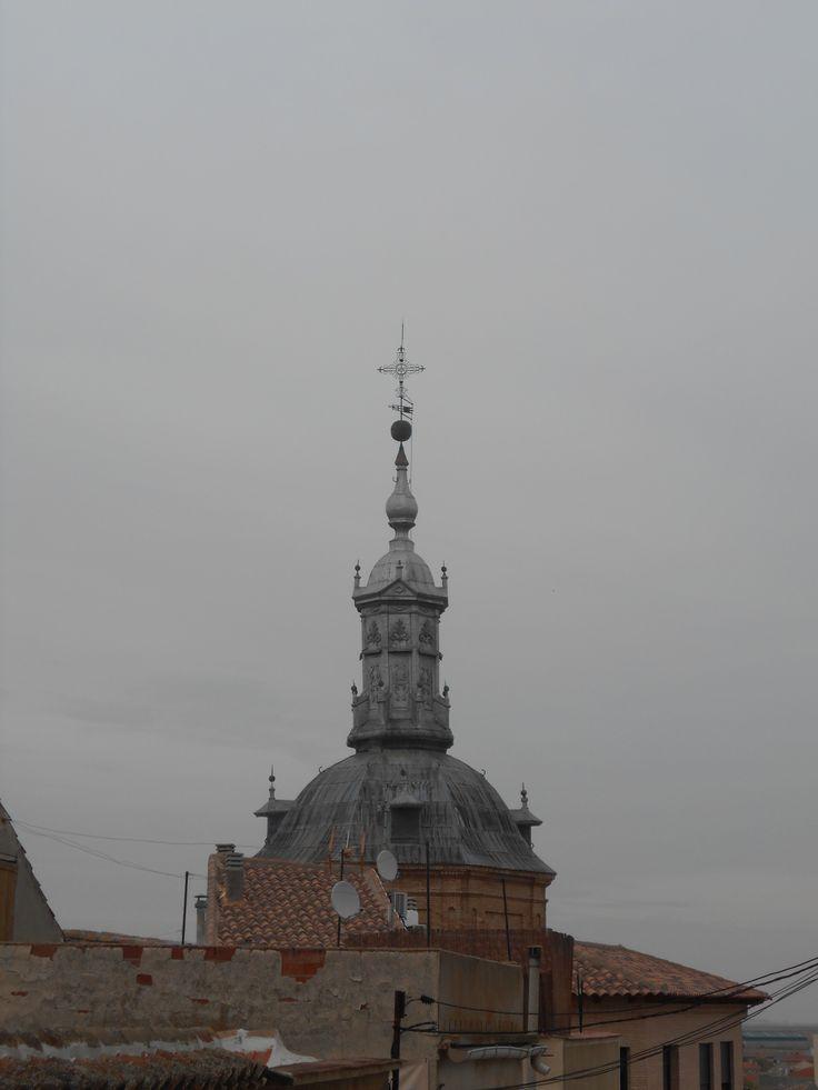 Cúpula de la Iglesia de la Vera Cruz