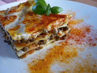 Kari lasagne | majasokolova.cz