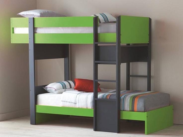 Matrix Single Bunk Beds Carlton Kogarah Area Image 1