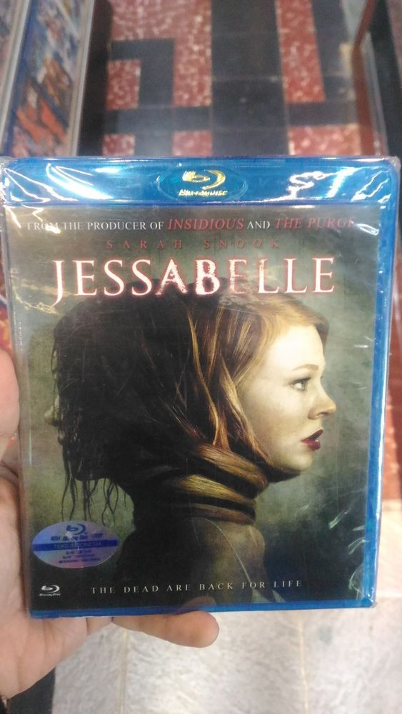 Jessabelle Blu-Ray HD Picture Free Shipping