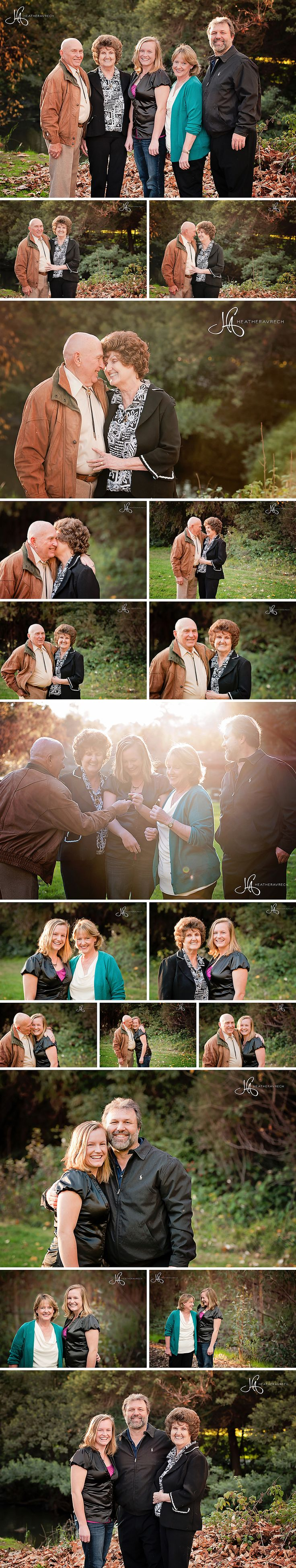 This older couple is so SO cute.  They've been together for 60 years and that spark is definitely still there.  Inspiring!