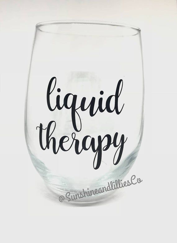 Liquid Therapy Friends Birthday Gift Wino Same Day