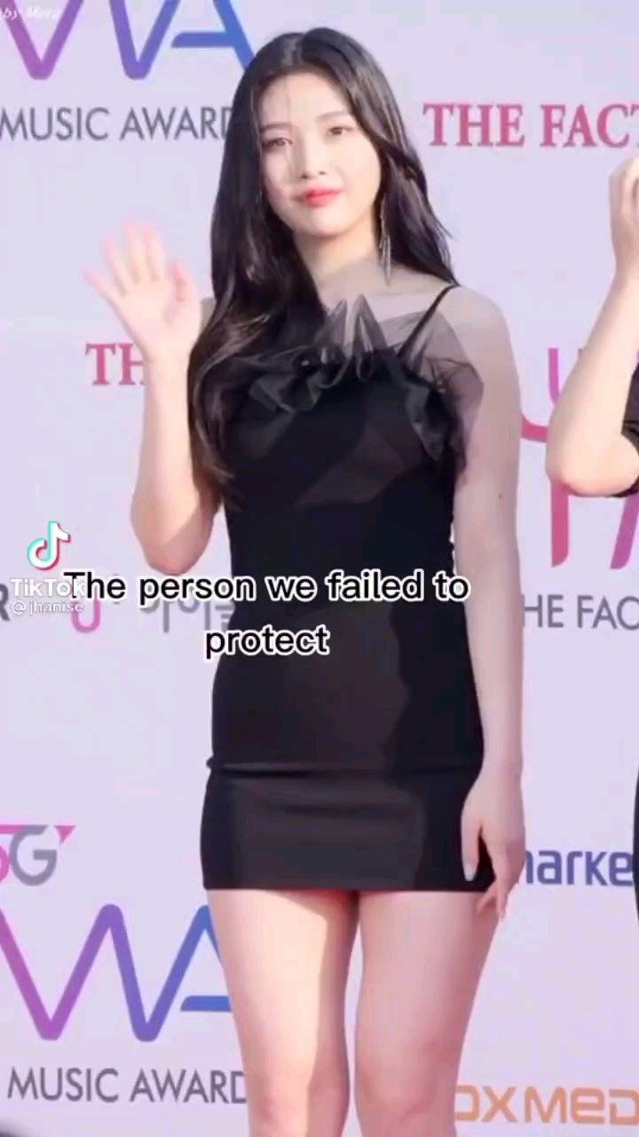 Notiziario Coreano On Instagram Park Soo Young Parksoyoung Kpop Idol Korea Korean Redvelvet Reveluv Joy In 2021 Mini Dress Black Dress Little Black Dress