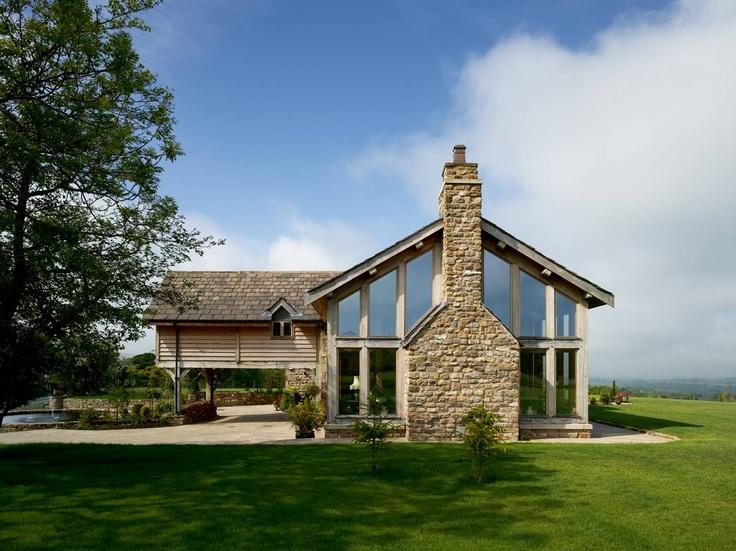 Stunning Conversion of a Derelict Barn | Homebuilding & Renovating