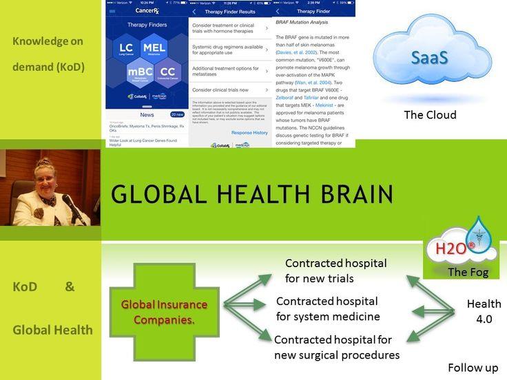 GLOBAL HEALTH BRAIN (GHB)