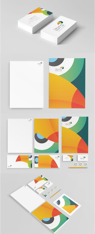 30 ejemplos de diseño de identidad de marca brillante para su inspiración – #Branding …   – Dewey