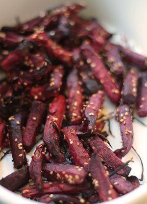 Peberrodsbagte rødbeder
