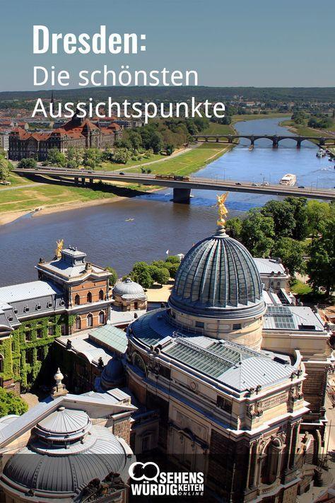 Der Blick von oben ist großartig: Wir empfehlen unsere Lieblings-Aussichtspunkte in Dresden. Wer hätte gedacht, dass sogar ein Biergarten dabei ist?! #Aussichtspunkte #Dresden #Elbe #Aussicht #View http://dresden.sehenswuerdigkeiten-online.de/infos/aussicht.html