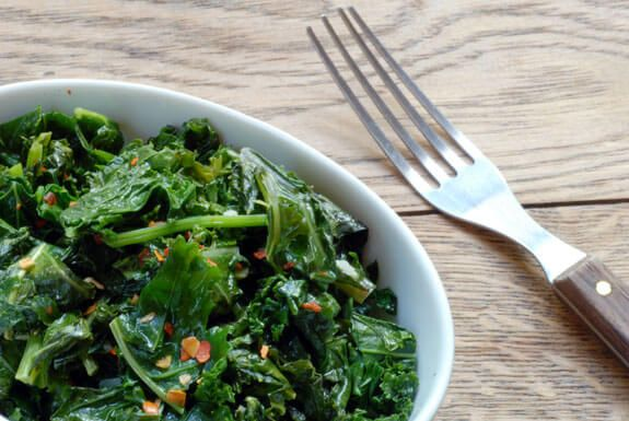 Easy and healthy Simple Braised Greens is great with any paleo meal; try experimenting with flavors to come up with other yummy recipes for these greens.