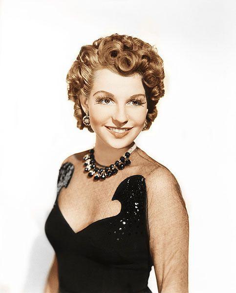 Actress Betty Field (1916 - 1973).