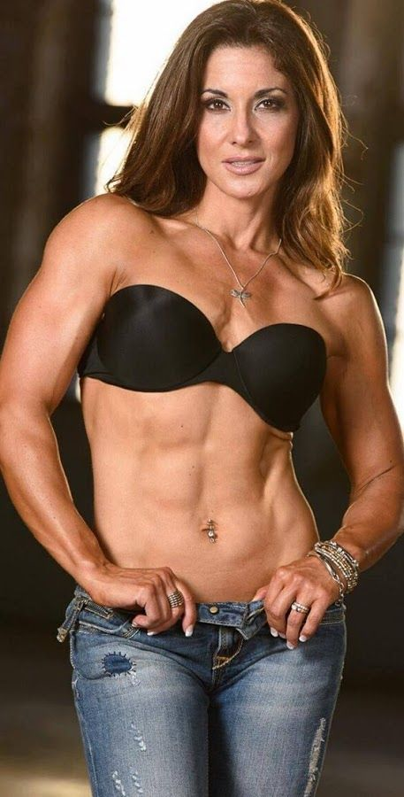 muscle lady sex