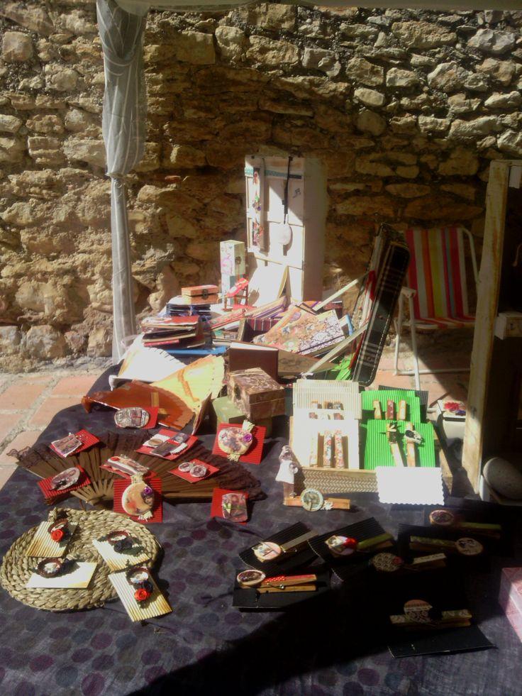 Calig-mercat tradicional mi pedacito de parada...