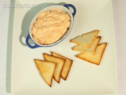 Mousse di salmone: Ricette Francia | Cookaround