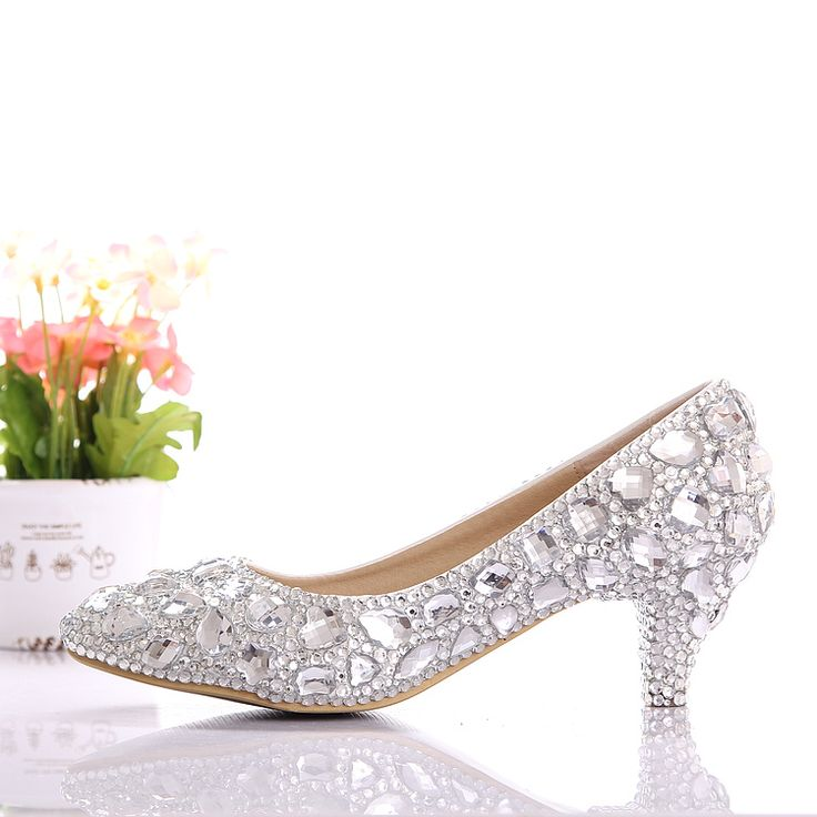 22 best wedding shoes for amie images on Pinterest