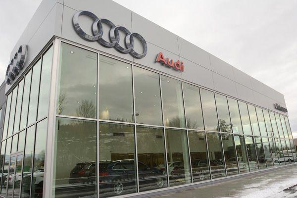 Wyant Group buys Audi dealership in Kelowna