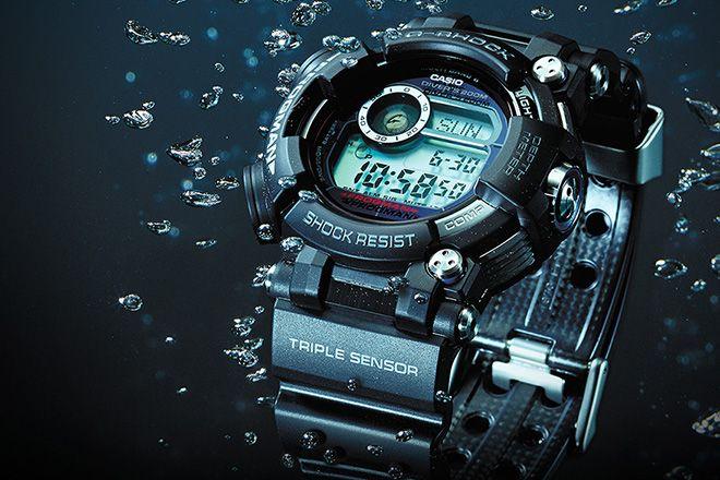 Casio G-Shock Frogman Dive Watch