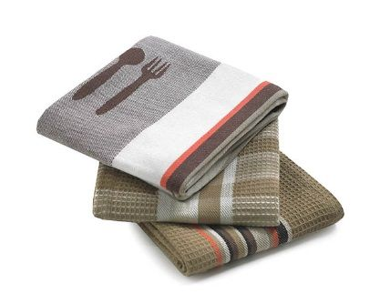 Dish Towels Set of 3 #965214 $14.99 www.lambertpaint.com