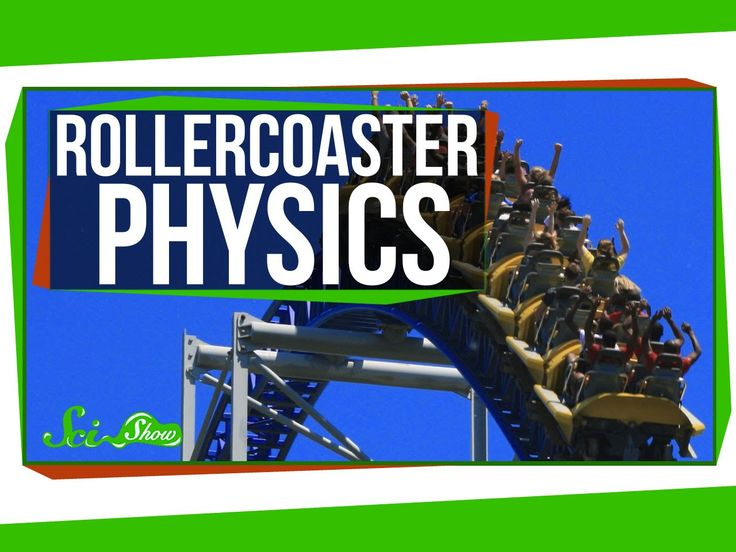The physics behind roller coasters