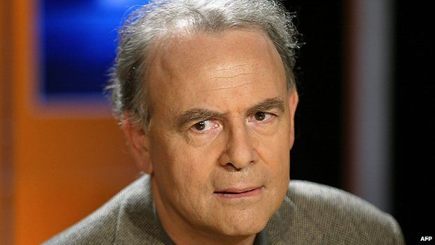 French author Patrick Modiano won the Nobel Literature prize in 2014.