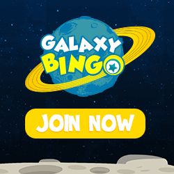 Sign up at Galaxy Bingo and get £15 free bingo with no deposit required. plus a 900% welcome deposit bonus. -- http://www.bestbingoportal.com/new-bingo/