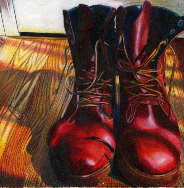 AP Art Portfolio 2009 by Elisabeth Clarke, via Behance