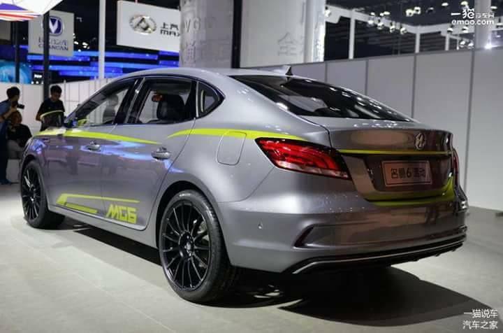 Hybrid Mg 6 Hybrids Suv Suv Car