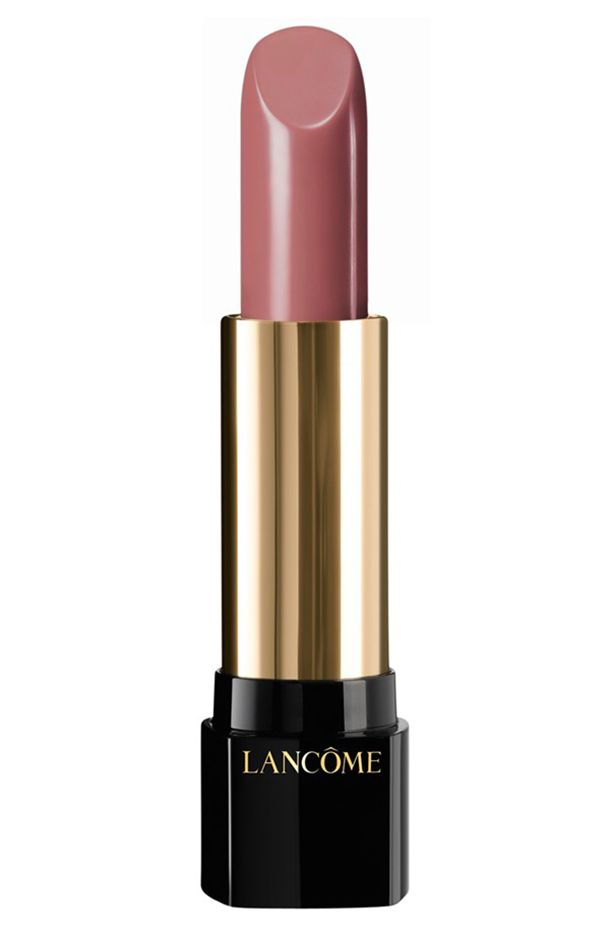 10 Lipsticks (That Aren't Classic Red!) to Wear on Valentine's Day   Lancome L'Absolu Rouge in Rose Amnesia   Daily Makeover
