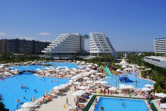 Miracle Resort Hotel - Antalya - Turkije - 2009